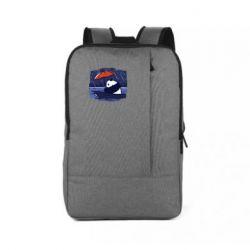 Рюкзак для ноутбука Panda and rain