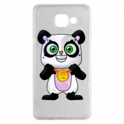 Чохол для Samsung A5 2016 Panda with a medal on his chest