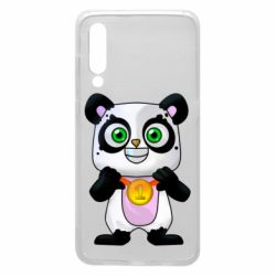 Чехол для Xiaomi Mi9 Panda with a medal on his chest