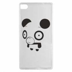 Чехол для iPhone 8 Panda - FatLine