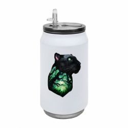 Термобанка 350ml Panther and Forest