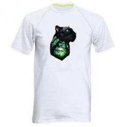 Чоловіча спортивна футболка Panther and Forest