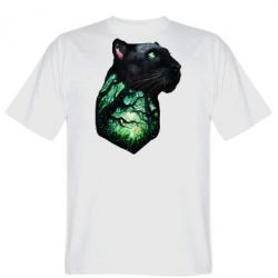 Чоловіча футболка Panther and Forest