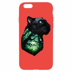 Чохол для iPhone 6/6S Panther and Forest