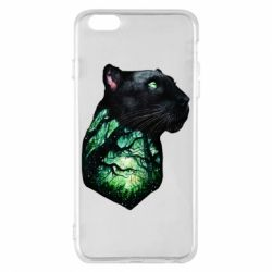 Чохол для iPhone 6 Plus/6S Plus Panther and Forest