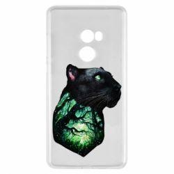 Чохол для Xiaomi Mi Mix 2 Panther and Forest