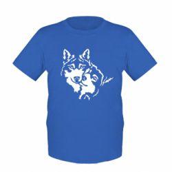 Детская футболка Пара *для темной основы (инверсия)