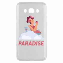 Чехол для Samsung J5 2016 Paradise apple and wine