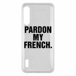 Чохол для Xiaomi Mi A3 Pardon my french.
