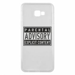Чохол для Samsung J4 Plus 2018 Parental Advisory