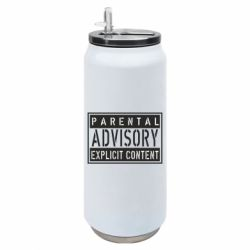 Термобанка 500ml Parental Advisory