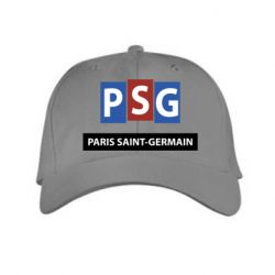 Купить Кепка Paris Saint - Germain, FatLine