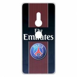 Купить Чехол для Sony Xperia XZ2 Paris Saint Germain, FatLine