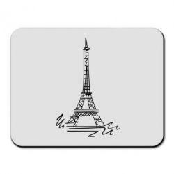 Коврик для мыши Paris - FatLine