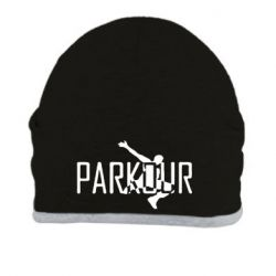 Шапка Parkour Logo - FatLine
