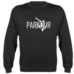 Реглан (свитшот) Parkour Logo - FatLine