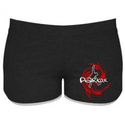 Женские шорты Parkour Logo - FatLine