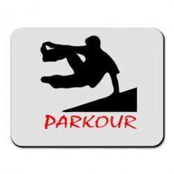 Коврик для мыши Parkour Run