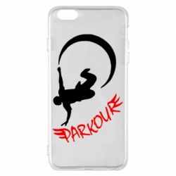 Чохол для iPhone 6 Plus/6S Plus Parkour