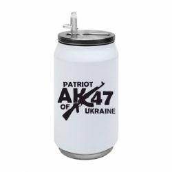 Термобанка 350ml Patriot of Ukraine