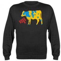Реглан (свитшот) Патріотична корова