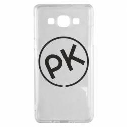 Чохол для Samsung A5 2015 Paul Kalkbrenner