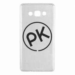 Чохол для Samsung A7 2015 Paul Kalkbrenner
