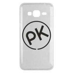 Чохол для Samsung J3 2016 Paul Kalkbrenner