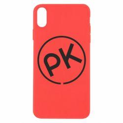 Чохол для iPhone Xs Max Paul Kalkbrenner