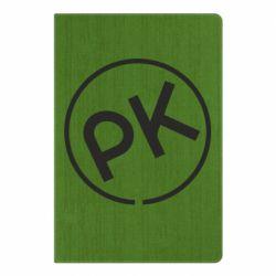 Блокнот А5 Paul Kalkbrenner