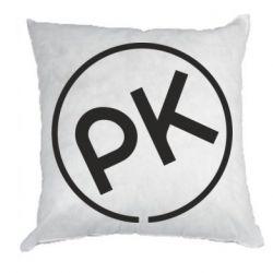 Подушка Paul Kalkbrenner