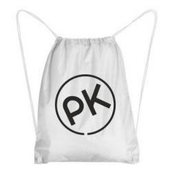 Рюкзак-мішок Paul Kalkbrenner