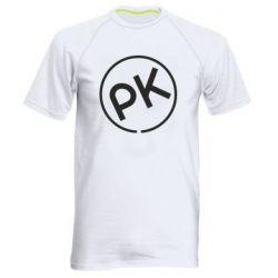 Чоловіча спортивна футболка Paul Kalkbrenner