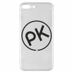 Чохол для iPhone 7 Plus Paul Kalkbrenner