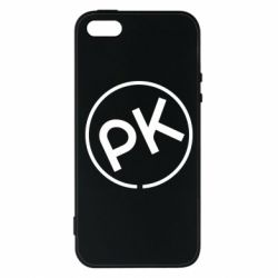 Чохол для iphone 5/5S/SE Paul Kalkbrenner