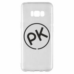 Чохол для Samsung S8+ Paul Kalkbrenner