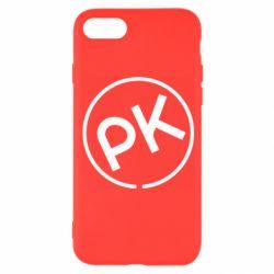 Чохол для iPhone 8 Paul Kalkbrenner