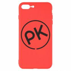 Чохол для iPhone 8 Plus Paul Kalkbrenner