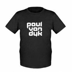Дитяча футболка PAUL - FatLine