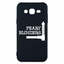 Чохол для Samsung J5 2015 Peaky Blinders and weapon