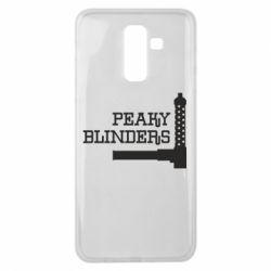 Чохол для Samsung J8 2018 Peaky Blinders and weapon
