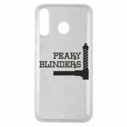 Чохол для Samsung M30 Peaky Blinders and weapon