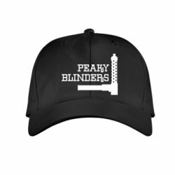 Дитяча кепка Peaky Blinders and weapon