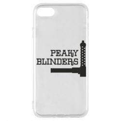 Чохол для iPhone 7 Peaky Blinders and weapon