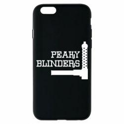 Чохол для iPhone 6/6S Peaky Blinders and weapon