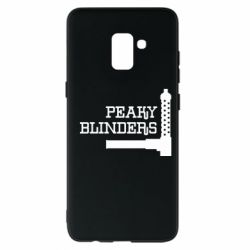 Чохол для Samsung A8+ 2018 Peaky Blinders and weapon