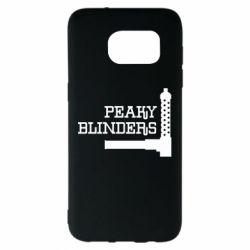Чохол для Samsung S7 EDGE Peaky Blinders and weapon