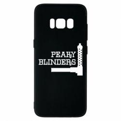 Чохол для Samsung S8 Peaky Blinders and weapon