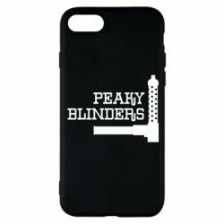 Чохол для iPhone 8 Peaky Blinders and weapon