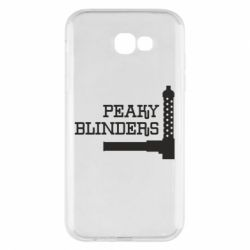 Чохол для Samsung A7 2017 Peaky Blinders and weapon